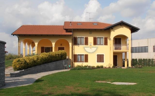 Abitazione monofamiliare – Vercelli