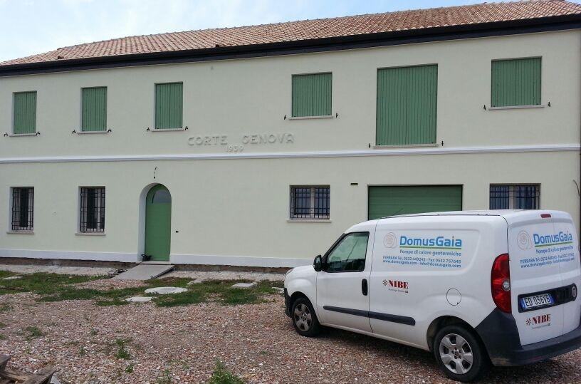 Abitazione monofamiliare – Ferrara