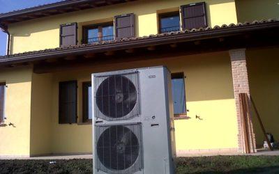 Cos'è e come funziona una pompa di calore
