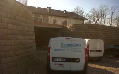 Villa bifamiliare – Bologna