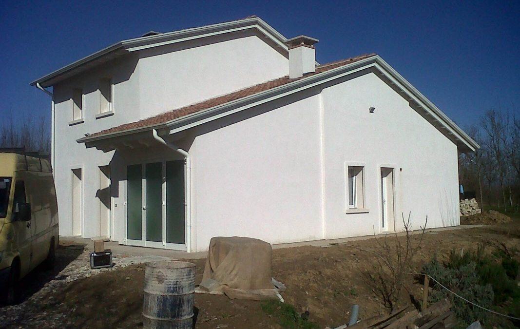 Abitazione in legno – Vicenza
