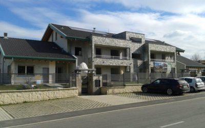 Complesso residenziale – Bergamo
