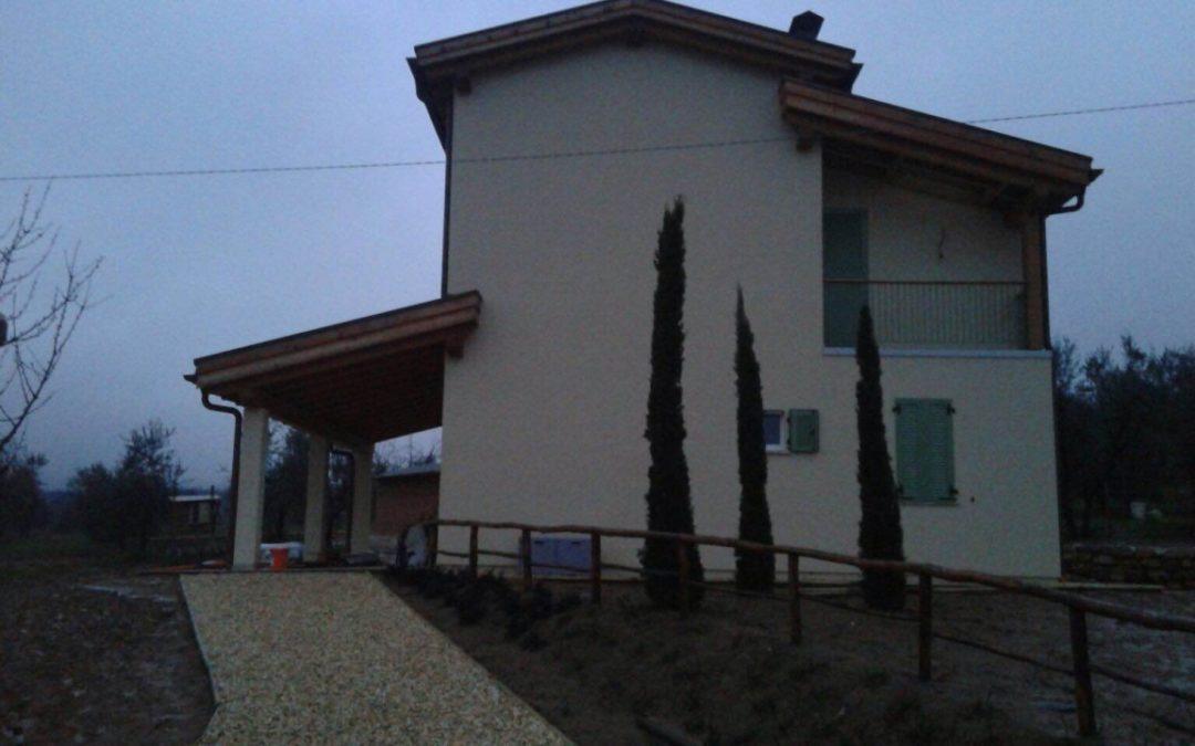 Abitazione monofamiliare – Arezzo