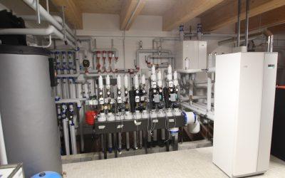 La manutenzione negli impianti a pompa di calore