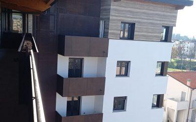 Condominio residenziale e commerciale – Arezzo