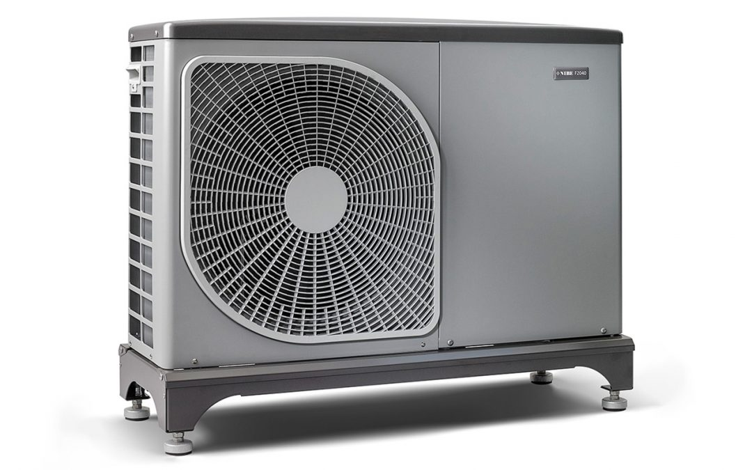 Pompa di calore per acqua calda sanitaria: una soluzione efficiente